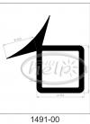 profil silikonowy 1491-00