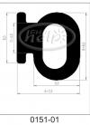 uszczelki silikonowe 0151-01