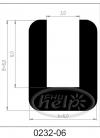 uszczelki silikonowe 0232-06