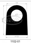 uszczelka silikonowa 1102-01