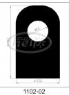 uszczelka silikonowa 1102-02