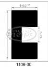 uszczelka silikonowa 1106-00