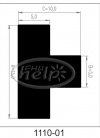 uszczelka silikonowa 1110-01