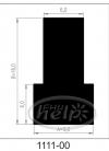 uszczelka silikonowa 1111-00