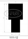 uszczelka silikonowa 1111-12