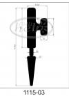 uszczelka silikonowa 1115-03