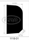 uszczelka silikonowa 1118-01