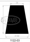uszczelka silikonowa 1122-03
