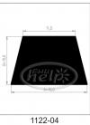 uszczelka silikonowa 1122-04