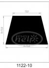 uszczelka silikonowa 1122-10