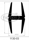 uszczelka silikonowa 1130-03