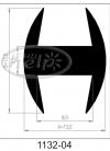uszczelka silikonowa 1132-04