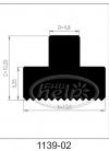 uszczelka silikonowa 1139-02