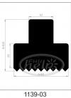 uszczelka silikonowa 1139-03