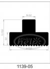 uszczelka silikonowa 1139-05