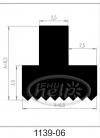 uszczelka silikonowa 1139-06