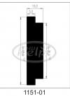 uszczelka silikonowa 1151-01