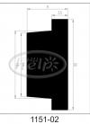 uszczelka silikonowa 1151-02
