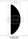 uszczelka silikonowa 1152-03