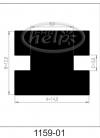 uszczelka silikonowa 1159-01