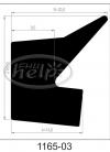 uszczelka silikonowa 1165-03
