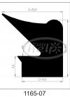 uszczelka silikonowa 1165-07
