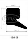 uszczelka silikonowa 1165-08