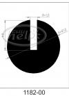 uszczelka silikonowa 1182-00