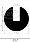 uszczelka silikonowa 1182-01