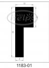 uszczelka silikonowa 1183-01