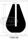 uszczelka silikonowa 1184-09