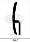 uszczelka silikonowa 1190-01