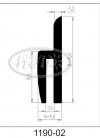 uszczelka silikonowa 1190-02