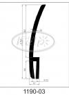 uszczelka silikonowa 1190-03