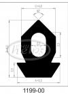 uszczelka silikonowa 1199-00
