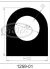 uszczelki silikonowe 1259-01