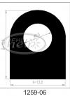 uszczelki silikonowe 1259-06