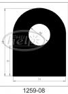 uszczelki silikonowe 1259-08